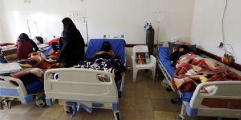 Kolera salgını nedeniyle 115 kişi hayatını kaybetti