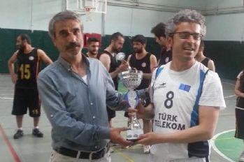Hakkari'de Basketbol Turnuvası