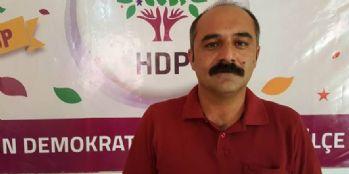 HDP'li vekil gözaltına alındı