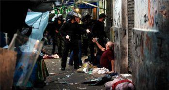 Uyuşturucu operasyonu: 30 kişi gözaltına alındı
