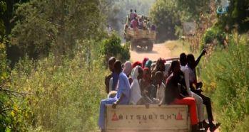 Nijerya'da en az 2 milyon kişi evsiz