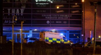 İngiltere'de bombalı saldırı: 22 ölü