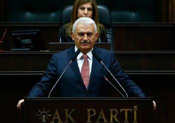 Binali Yıldırım AK Parti'nin yeniden grup başkanı seçildi