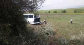 Kazada ölenlerden 4 kişinin ismi belli oldu