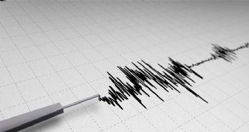 Manisa'da 5.1 büyüklüğünde deprem