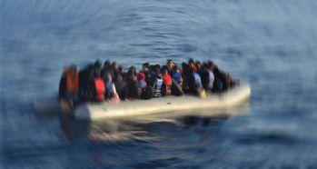 Akdeniz açıklarında 10 mülteci hayatını kaybetti