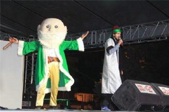 Hakkari'de Ramazan şenliği