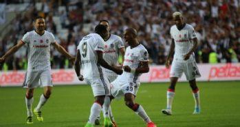 BJK Gaziantep maçı kaç kaç bitti?