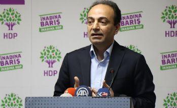 Gözaltına alınan HDP sözcüsü Baydemir serbest bırakıldı