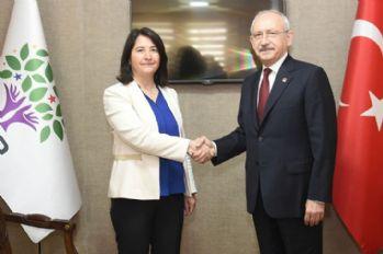 Kılıçdaroğlu'ndan, HDP Genel Merkezine ziyaret