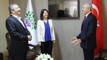 HDP'den CHP'ye yeni öneri