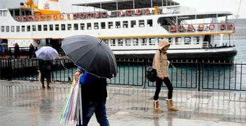Meteorolojiden 8 kente yağış uyarısı