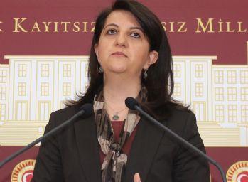 HDP Milletvekili Pervin Buldan gözaltına alındı