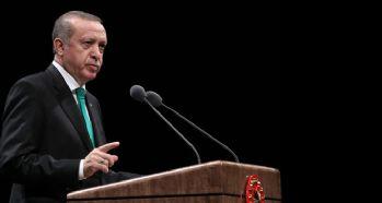 Erdoğan: Sanatçının devlet memuru olmasını doğru bulmuyorum