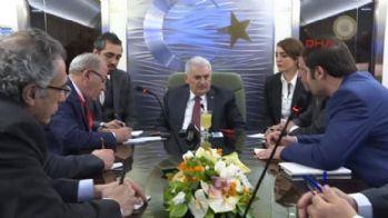 Başbakan Yıldırım, Kılıçdaroğlu'nun mektubunu açıkladı