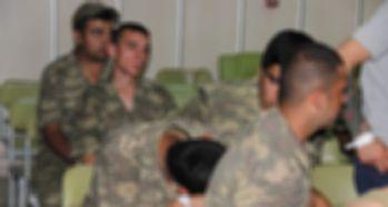 Askerlerin zehirlenmesi olayıyla ilgili flaş gelişme