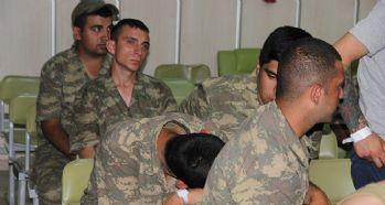 Askerlerin zehirlendiği olayda yeni gelişme