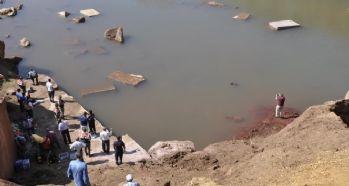 Mermer ocağındaki gölet 2 kuzene mezar oldu