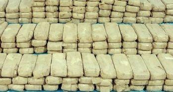 Sınır Kapısı'nda 103 kilo eroin ele geçirildi