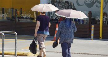 Meteorolojiden 5 il için sıcaklık uyarısı