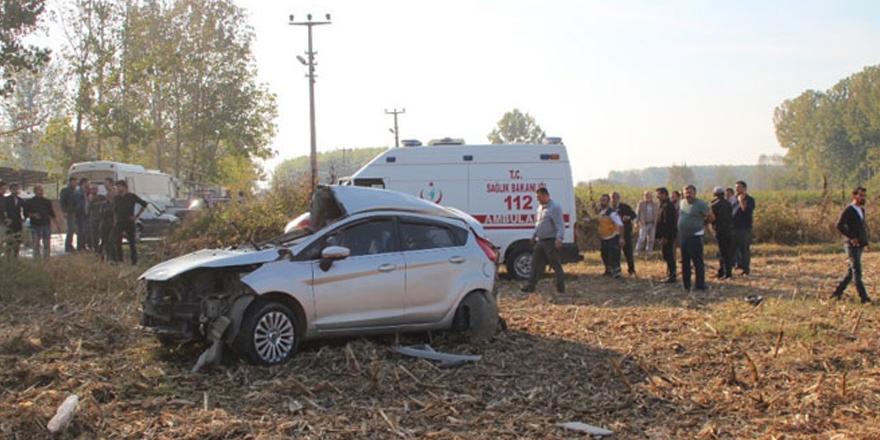 Feci kaza meydana geldi, 2 ölü