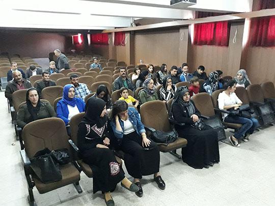İŞKUR çalışanlarına eğitim semineri verildi