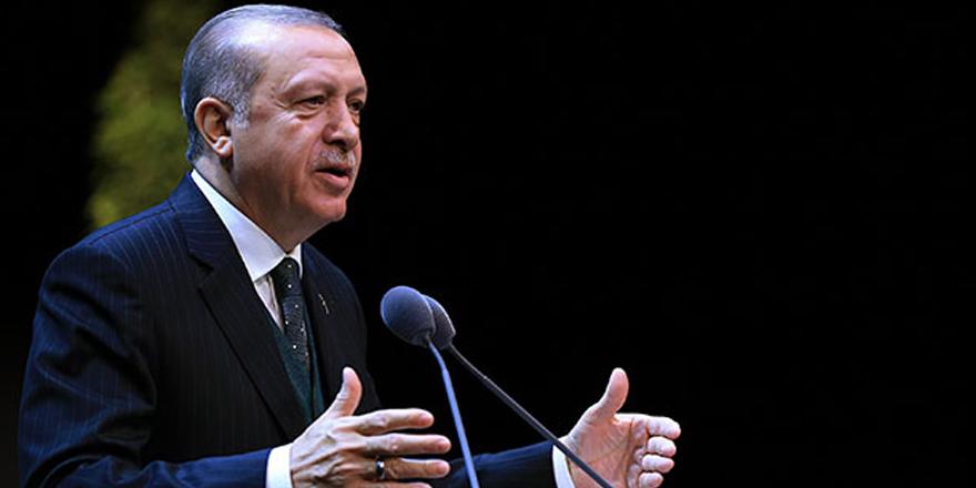 Erdoğan'dan Çağrı
