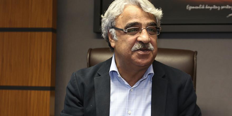 HDP'li Sancar: Kürdistan'ın neresi olduğunu Erdoğan'a sorun