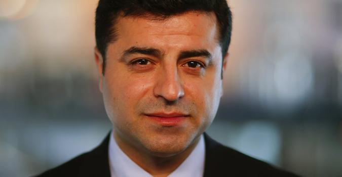 HDP: Demirtaş vakit geçirmeksizin serbest bırakılmalı