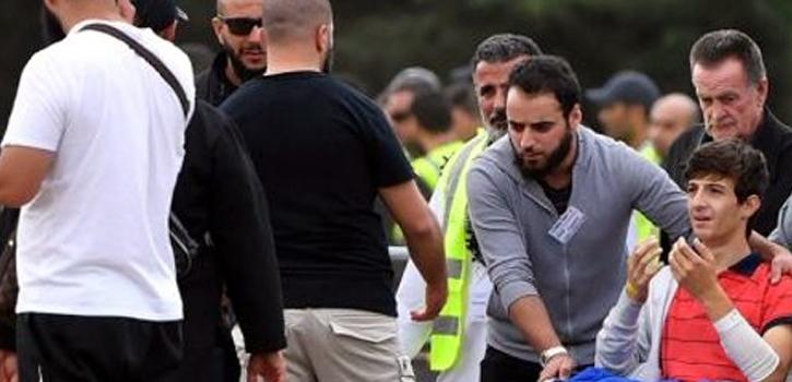 Yeni Zelanda polisi: Saldırganı üçüncü hedefe doğru giderken yakaladık