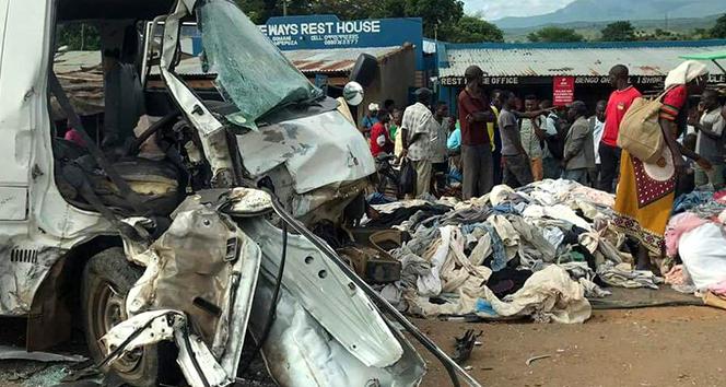 Malavi'de trafik kazası: 17 ölü