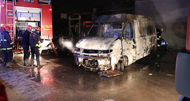 Sanayi sitesinde patlama: 1 ölü, 2 yaralı
