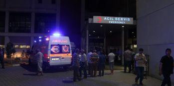 Yemekten zehirlenme vakası ile 120 kişi hastaneye kaldırıldı