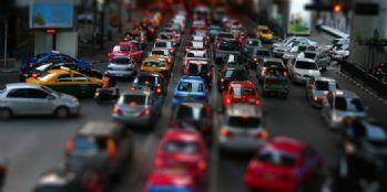 Trafikte kaç kadın sürücü var?
