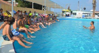 Havuza girenler dikkat