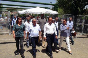 HDP Diyarbakır'daki eylemine son verdi