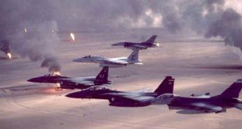 ABD Deyrizor'u vurdu: 60 ölü
