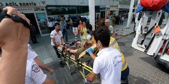 İki aile arasında silahlı kavga: 15 yaralı