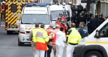 Paris'te saldırı: 6 yaralı