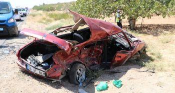Feci kaza: 5 ölü, 3 yaralı