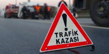 Sinop'ta trafik kazası: 1 ölü, 6 yaralı