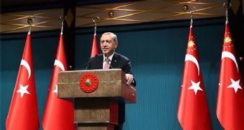 Cumhurbaşkanı, Genelkurmay Başkanı Akar'ı kabul etti