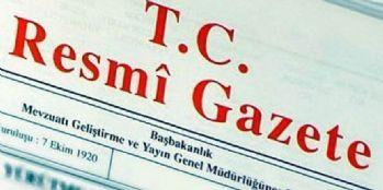 Resmi Gazete'de iki yeni KHK yayımlandı