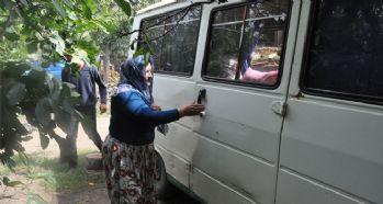 Hurda minibüste hayatta kalma savaşı