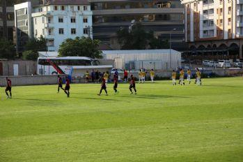 Yüksekova Belediyespor son hazırlık maçını yaptı