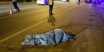 Kucağında çocuğu ile hayatını kaybetti