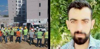 İnşaattan düşen Vanlı işçi hayatını kaybetti