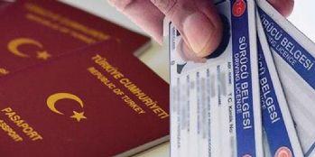 Pasaport ve ehliyetlerde yeni dönem başlıyor