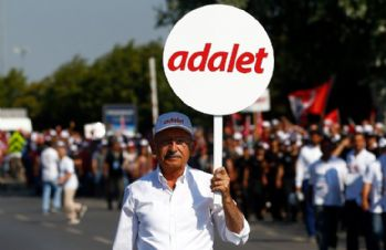 CHP'li belediyelere Adalet Yürüyüşü soruşturması