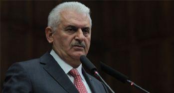 Başbakan Yıldırım Duyurdu: Süleymaniye ve Erbil'e uçuşlar süresiz iptal edildi